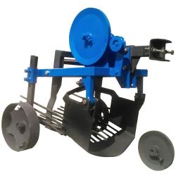 Однорядная вибрационная картофелекопалка КП-01П на мотоблок