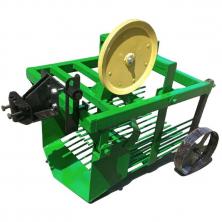 Вібраційна картоплекопалка до мотоблока однорядна КВМ-44 (лівий привод)