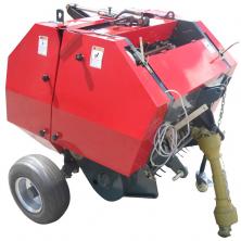 Пресс-подборщик для минитрактора рулонный ПРП-80/50