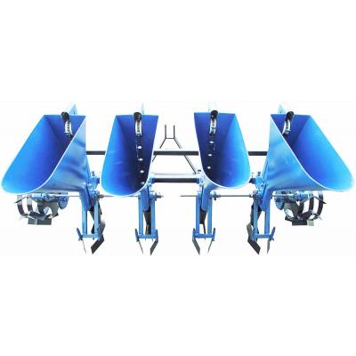 Саджалка 4-рядна для часнику ЧС8  до мінітрактора