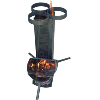 Уличная печь ПЧ14 Ракета
