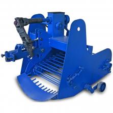 Картоплекопалка до мотоблока, мототрактора транспортерна КМ-5 під ВВП