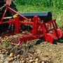 Быстро и качественно собираем урожай картофеля