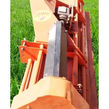 Фреза навесная на минитрактор Отаман 1.6 м