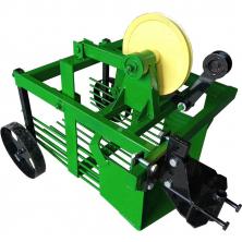 Вібраційна картоплекопалка до мототрактора однорядна КВМТ-44