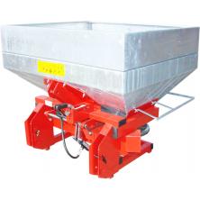 Разбрасыватель удобрений Jar-Met 1000 л. оцинкованный бункер на трактор