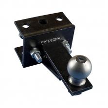 Перехідний зчіпний вузол - фаркоп для мототрактора під автопричеп СЦ-38