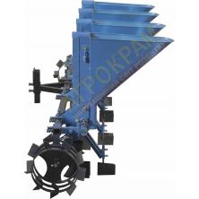 Саджалка ЧС4 (ЧСМТ-4) для часнику до мототрактора