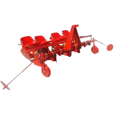 Розсадопосадкова машина на мінітрактор 4 рядна