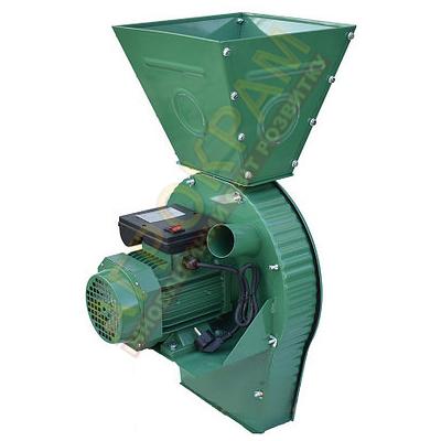 Кормоподрібнювач електричний IZKB-4000