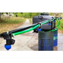 Опрыскиватель навесной для мотоблока 105 литров (штанга 6 метров)