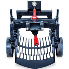 Картоплекопалка до мотоблока вібраційна КВГ-1В