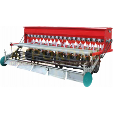 Сеялка зернотуковая СЗТ 2BFX-18 на минитрактор