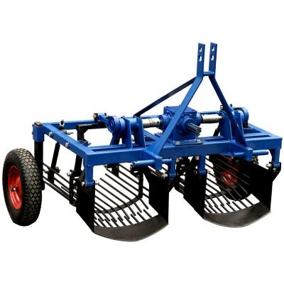 Картофелекопалка на трактор КК20 вибрационная двухрядная