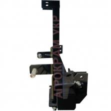 Сцепка двойная сажалки ЗПС-2 для мототрактора
