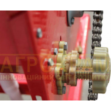 Сівалка зернотукова СЗТ 2BFX-14 до мінітрактора