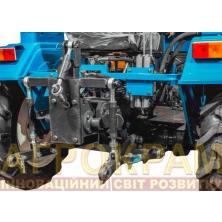 Адаптер мототрактора для навесного с трехточечным креплением