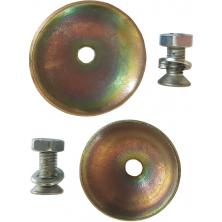 Сажалка для чеснока ЧСН-4 четырехрядная к минитрактору