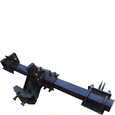 Зчіпка подвійна сажалки ЗПС-2 для мототрактору