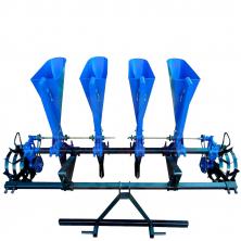 Сажалка 4-рядная для чеснока ЧСТ-4 на минитрактор