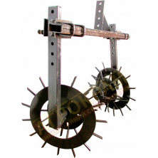 Культиватор ёжик КУ10 комплект облегченный для мотоблока