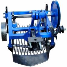 Вібраційна однорядна картоплекопалка КК23 для мотоблока Нева (двоексцентрикова)