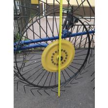 Грабли ворошилки Солнышко на мотоблок, мототрактор (ГВЗ270)