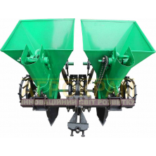 Дворядна картоплесаджалка КСН-2МТ-68 до мототрактора