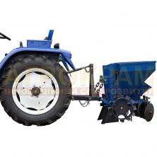 Картофелесажалка КС-15 на трактор с бункером под удобрения