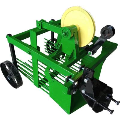 Вибрационная картофелекопалка на мототрактор однорядная КВМТ-44