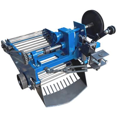 Картоплекопалка транспортерна до мототрактора КК22 (зміщена з гідравлікою)