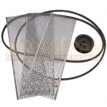 Соломорезка электрическая МС 350