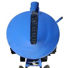 Сажалка картофеля на мотоблок с опорными колесами полтавская КСМ-4
