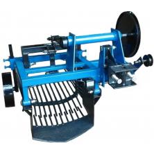 Картоплекопалка зміщена до мототрактора КМТ-01В