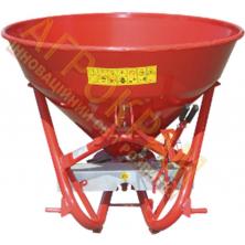 Разбрасыватель удобрений Jar-Met 650 металл на трактор