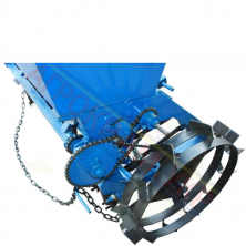 Сівалка зернова СЗТ-1 (СІ7 / СЗ-1 ) до мінітрактора