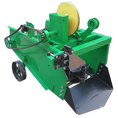 Картоплекопалка до мототрактора однорядна КМТ-1-44