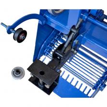 Картоплекопалка до мотоблока транспортерна КМ-5 (ремінний привод праворуч)