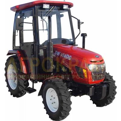 Трактор DW 404DC с кабиной