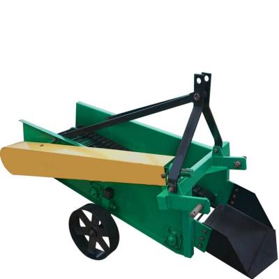 Картоплекопалка до міні трактора КТН-1-44 транспортерна однорядна