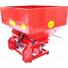 Разбрасыватель удобрений Jar-Met 1000 л. на трактор