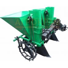 Двухрядная картофелесажалка КСН-2МТ-68 для мототрактора