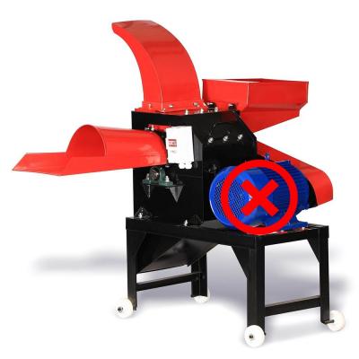 Корморізка / Подрібнювач зерна MS 400-30 (без мотора)