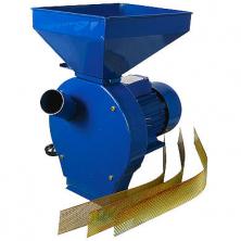 Зернодробилка электрическая ДТЗ КР-02