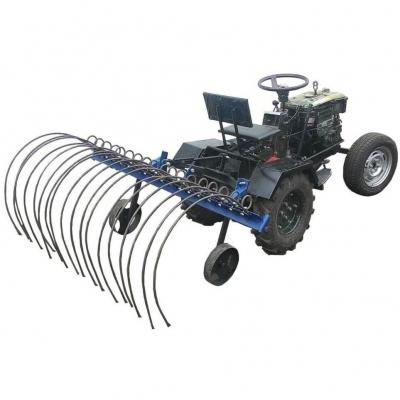 Грабли для мототрактора ГР2