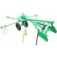 Граблі до трактора ротаційні ГВР-2