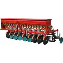 Сеялка зернотуковая СЗТ 2BFX-12 на минитрактор