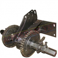 Ходозменшувач ЗХ2 для мотоблоку