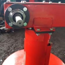 Косилка на минитрактор роторная КР-125 ШИП