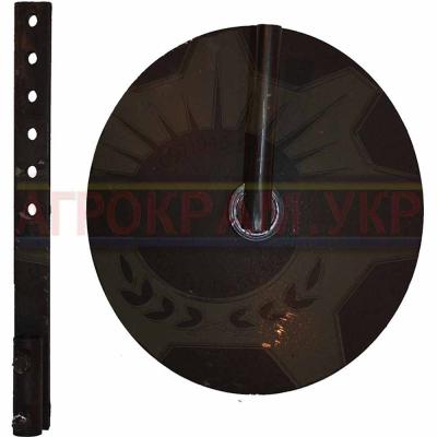 Окучник дисковый ПД7 для мотоблока